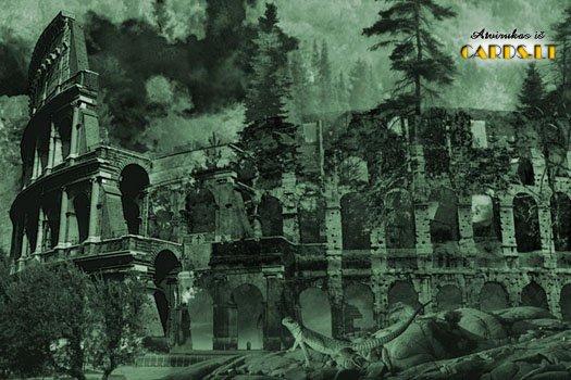 Ruins of the Colliseum