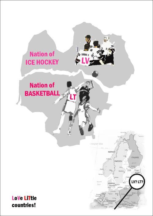 Ice hockey - basketball